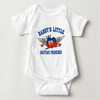 Haitian Princess Baby Bodysuit