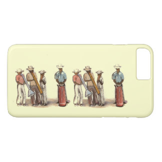 Haitian Street Musicians Music iPhone 7 Plus Case