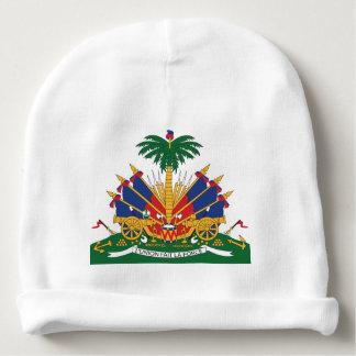 Haiti's Coat of arms Baby Beanie