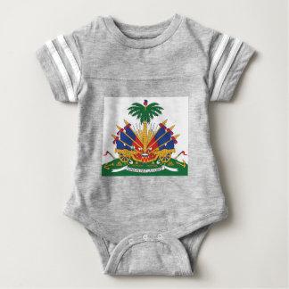 Haiti's Coat of arms Baby Bodysuit
