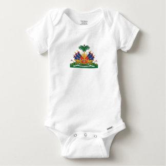Haiti's Coat of arms Baby Onesie