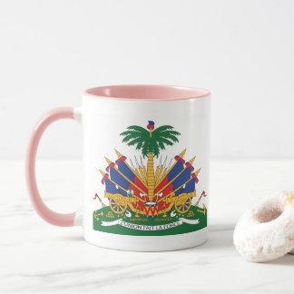 Haiti's Coat of arms Mug