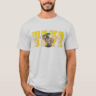 Haka Warrior T-Shirt