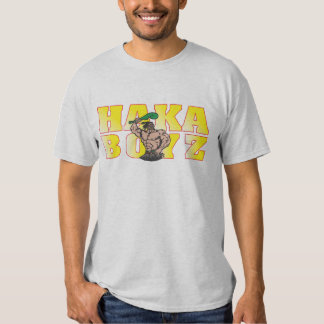 Haka Warrior Tee Shirts
