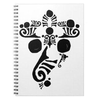 HAKIMONU LANGUAGE (1) SPIRAL NOTEBOOK
