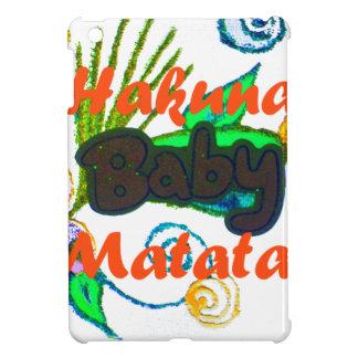 Hakuna Matata Baby.png iPad Mini Covers