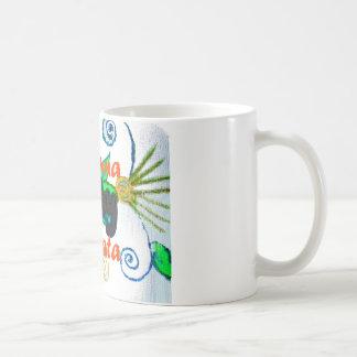 Hakuna Matata Baby.png Basic White Mug