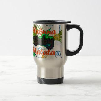 Hakuna Matata Baby.png Stainless Steel Travel Mug