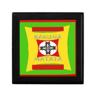 Hakuna Matata Beautiful amazing design Gift Box