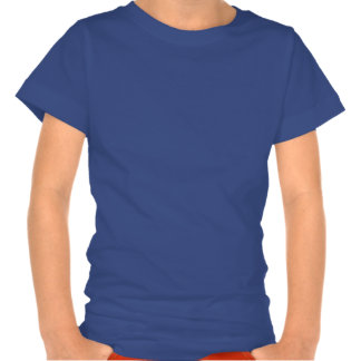 Hakuna Matata Girls' LAT Sportswear Fine Jersey T- Tee Shirt