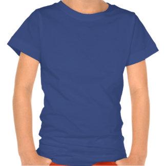 Hakuna Matata Girls' LAT Sportswear Fine Jersey T- Tshirts