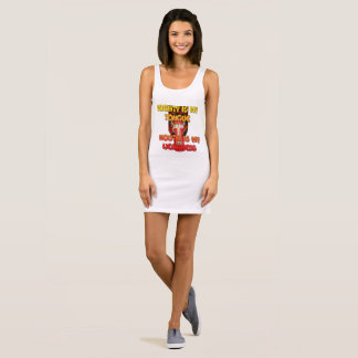 Hakuna Matata Hakuna Matata Big Mouth dress