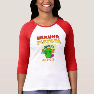 Hakuna Matata I love You XOXO T-Shirt