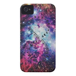 Hakuna Matata Infinity Galaxy iPhone 4/4S Case