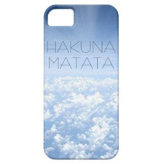 Hakuna Matata iphone 5 cover
