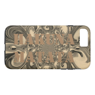 Hakuna Matata iPhone 8 Plus/7 Plus Case