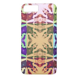 Hakuna Matata lions text iPhone 7 Plus Case