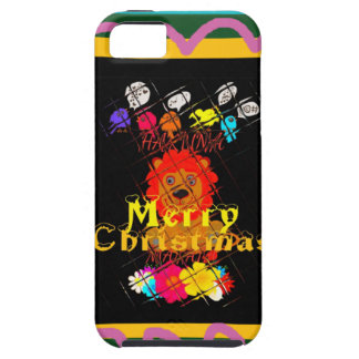 Hakuna Matata Merry Christmas Holiday Season Color Case For The iPhone 5