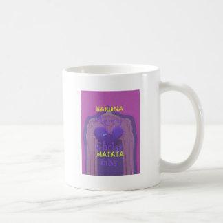 Hakuna Matata Merry Christmas Love  Design.jpg Coffee Mug