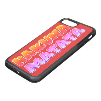 Hakuna Matata OtterBox Symmetry iPhone 8 Plus/7 Plus Case