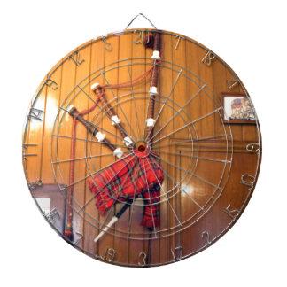 Hakuna Matata Scotland Musical bagpipe Gifts.png Dartboard