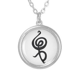 Hakuna Matata Silver Plated Necklace
