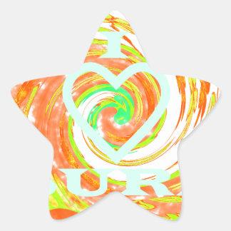 Hakuna Matata Summer Baby Kids I Love Surfing..png Star Sticker