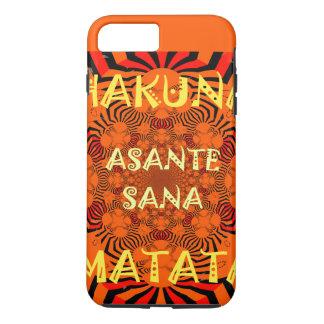Hakuna Matata Uniquely Exceptionally latest patter iPhone 7 Plus Case