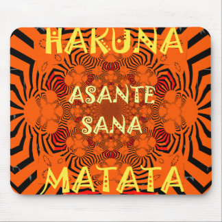 Hakuna Matata Uniquely Exceptionally latest patter Mouse Pad