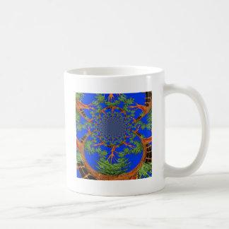 HakunaMatata I'm not allergic to people Eco tree Coffee Mug