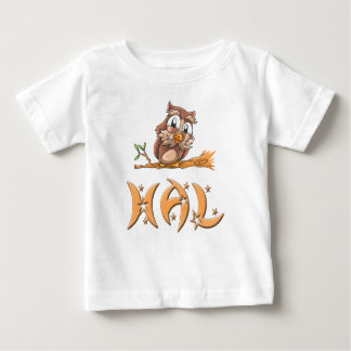 Hal Owl Baby T-Shirt