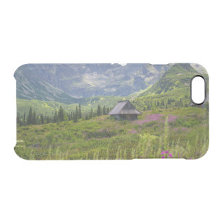 Hala Gasienicowa Mountain Huts Clear iPhone 6/6S Case