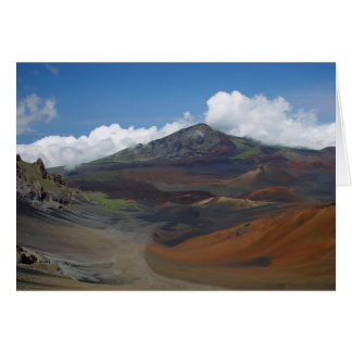 Haleakala, Maui Card