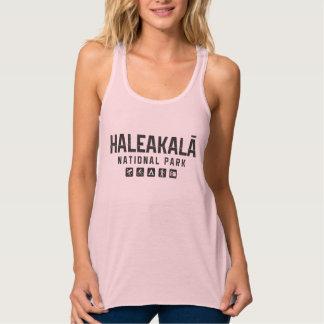 Haleakala National Park (Hawaii) flowy tank top