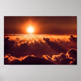 Haleakala Sunrise | Poster