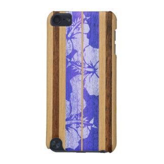 Haleiwa Surfboard Hawaiian iPod Touch Cases