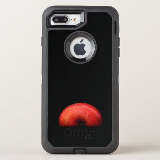 Half Apple *One of A Kind Image* *So Cool* OtterBox Defender iPhone 8 Plus/7 Plus Case