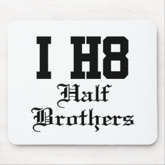 half brothers mouse pad