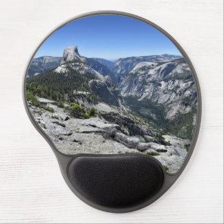Half Dome and Yosemite Valley - Yosemite Gel Mouse Pad