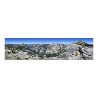 Half Dome and Yosemite Valley - Yosemite Photo Print