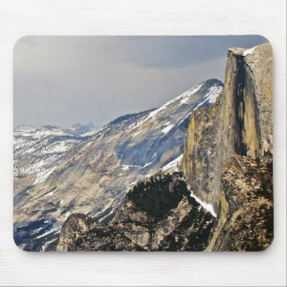 HALF DOME AS SEEN FROM GLACIER POINT IN YOSEMITE MOUSE PAD