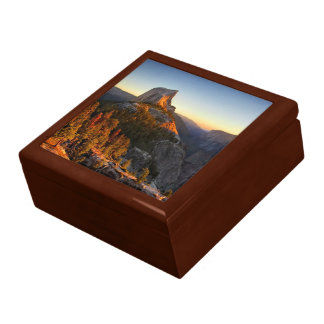 Half Dome at Sunset Detail - Yosemite Gift Box