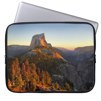 Half Dome at Sunset Detail - Yosemite Laptop Sleeve