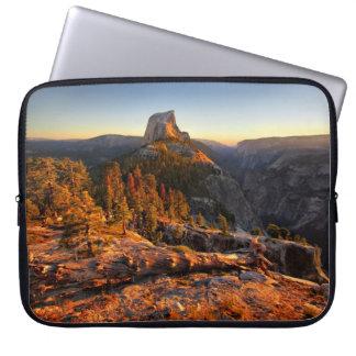 Half Dome at Sunset - Yosemite Laptop Sleeve