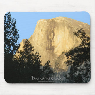 Half Dome at Sunset, Yosemite National Park Mouse Pad