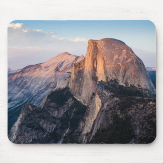 Half Dome at Sunset, Yosemite NP, California Mouse Pad