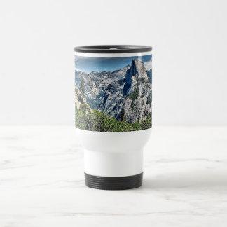 Half Dome at Yosemite Travel Mug