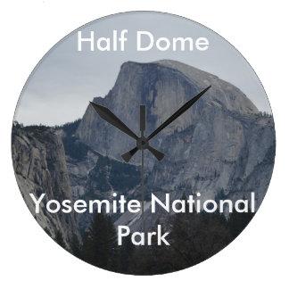 Half Dome Clock