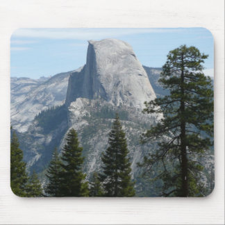 Half Dome from Panorama Trail I in Yosemite Mouse Pad