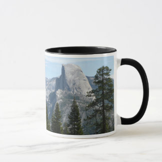 Half Dome from Panorama Trail I in Yosemite Mug